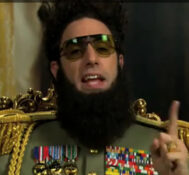 The Dictator Speaks…