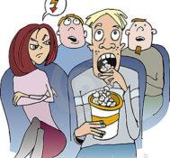 Ban the Popcorn Pest!